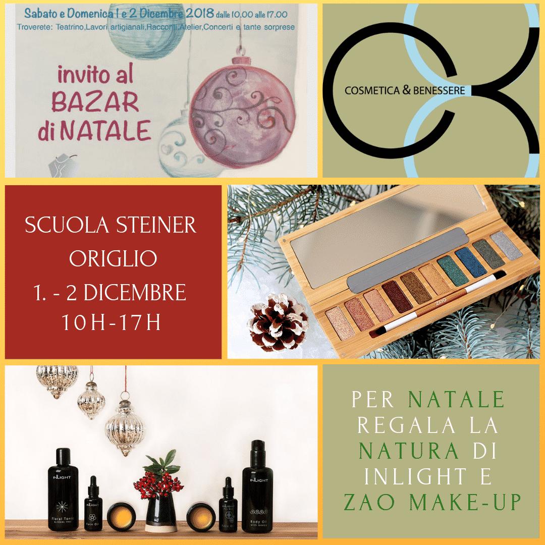 Bazar di Natale scuola Steiner Origlio