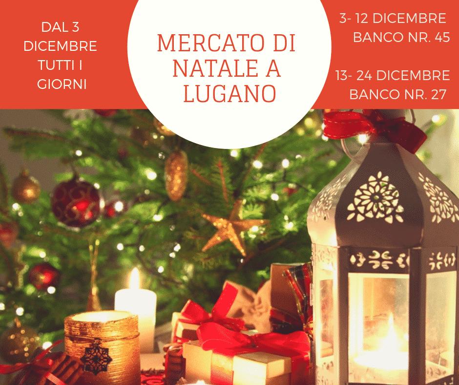 Mercato di Natale Lugano