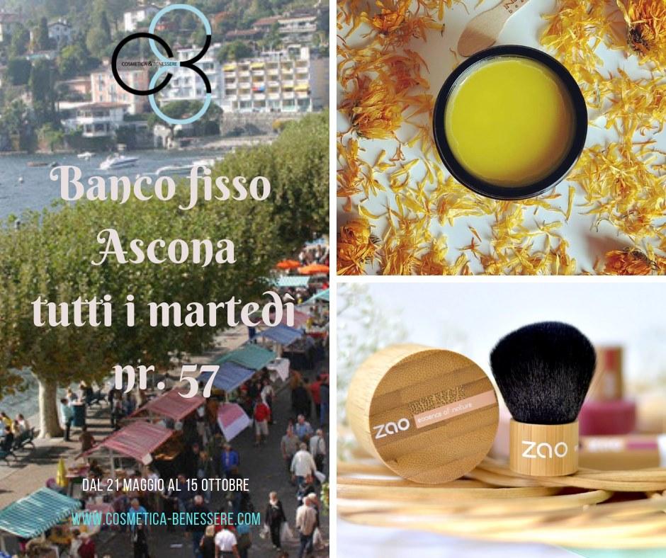 Nuovo punto vendita/Mercato Ascona